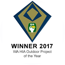 WA HIA outdoor project of the year